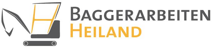 Baggerarbeiten Heiland Logo
